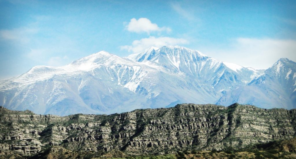 High Andes Crossing - Mountains - Attipica (Dhruv)