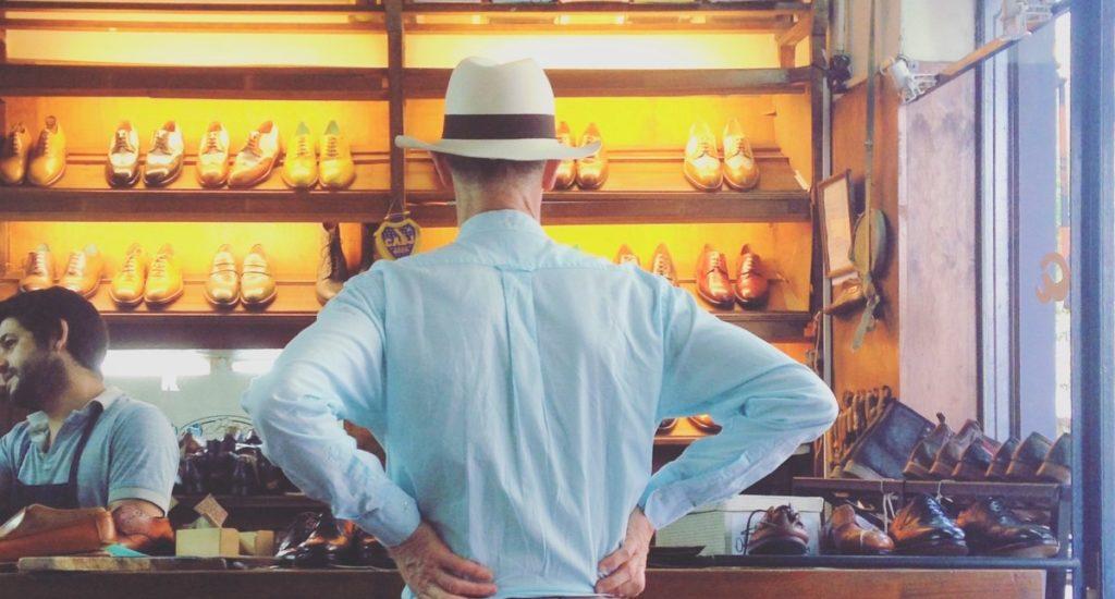 Insider Tour - Shoe Shopping 2 (HA Web)