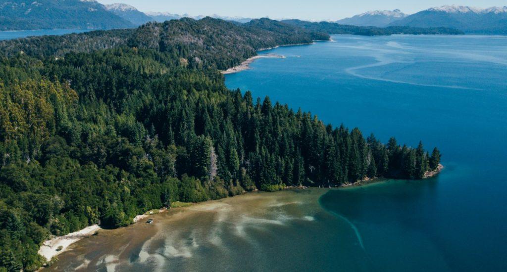 Isla Victoria - Panoramic View - Attipica (HA Web)