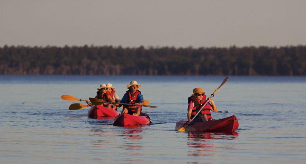 Kayaking - Parana River - Senderos (HA Web)