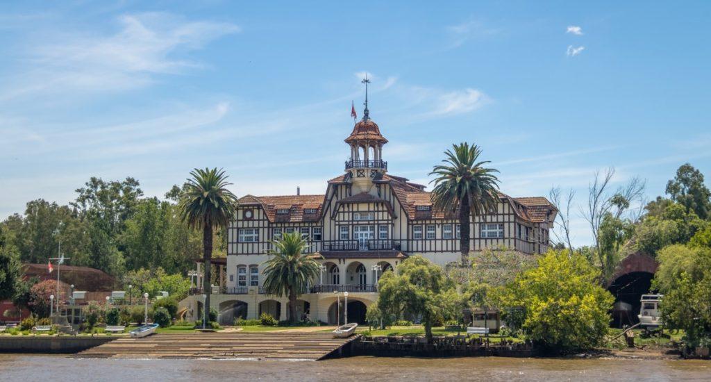Club de Regatas La Marina Boat Club - Tigre, Buenos Aires, Argentina