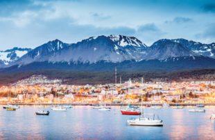 Ushuaia City - Harbour - Los Cauquenes (HA Web)